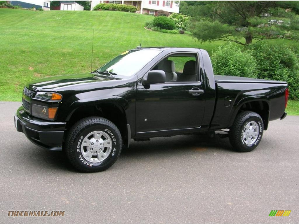 Pine Belt Chevy >> 2008 Chevrolet Colorado LS Regular Cab 4x4 in Black Granite Metallic - 152316 | Truck N' Sale