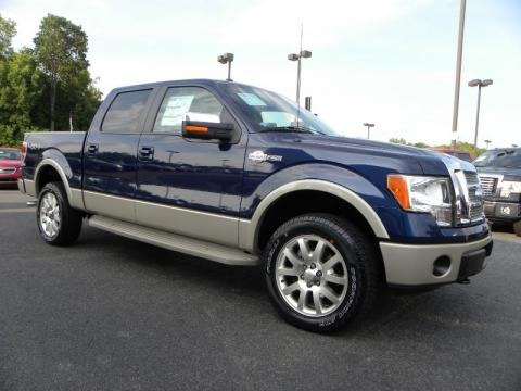 Ford F150 4x4 For Sale. 2010 Ford F150 King Ranch