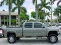 Chevrolet Silverado 2500HD LTZ Crew Cab 4x4 Graystone Metallic photo #6