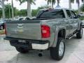 Chevrolet Silverado 2500HD LTZ Crew Cab 4x4 Graystone Metallic photo #7