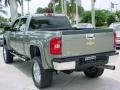 Chevrolet Silverado 2500HD LTZ Crew Cab 4x4 Graystone Metallic photo #10