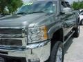 Chevrolet Silverado 2500HD LTZ Crew Cab 4x4 Graystone Metallic photo #13