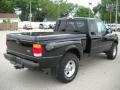 Ford Ranger XLT Extended Cab 4x4 Black Clearcoat photo #7