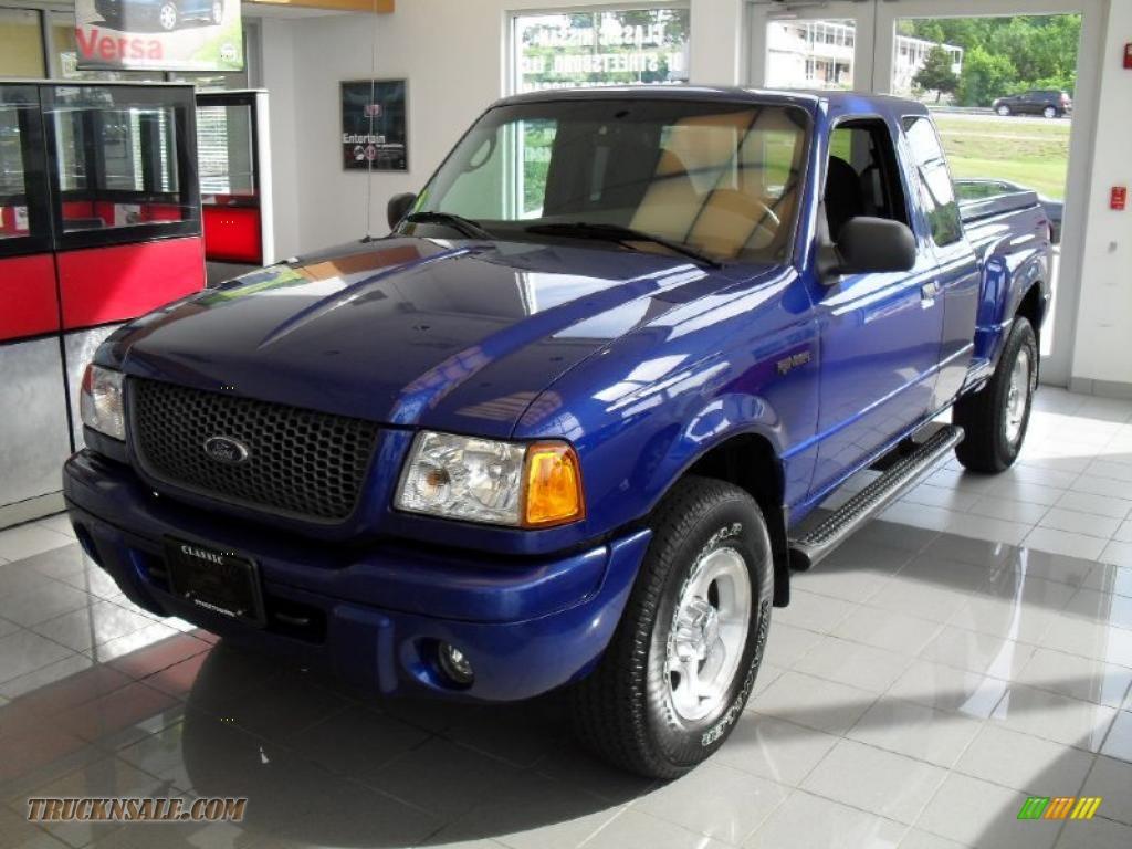 2003 ford ranger edge supercab 4x4 in sonic blue metallic photo 16 a11342 truck n 39 sale. Black Bedroom Furniture Sets. Home Design Ideas