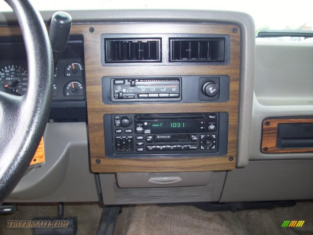 on 1995 Dodge Dakota Automatic Transmission