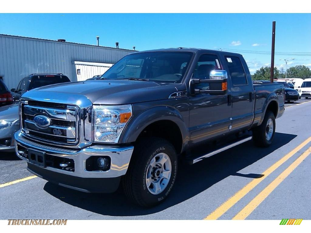 2011 ford f250 super duty xlt crew cab 4x4 in sterling grey metallic a33577 truck n 39 sale. Black Bedroom Furniture Sets. Home Design Ideas