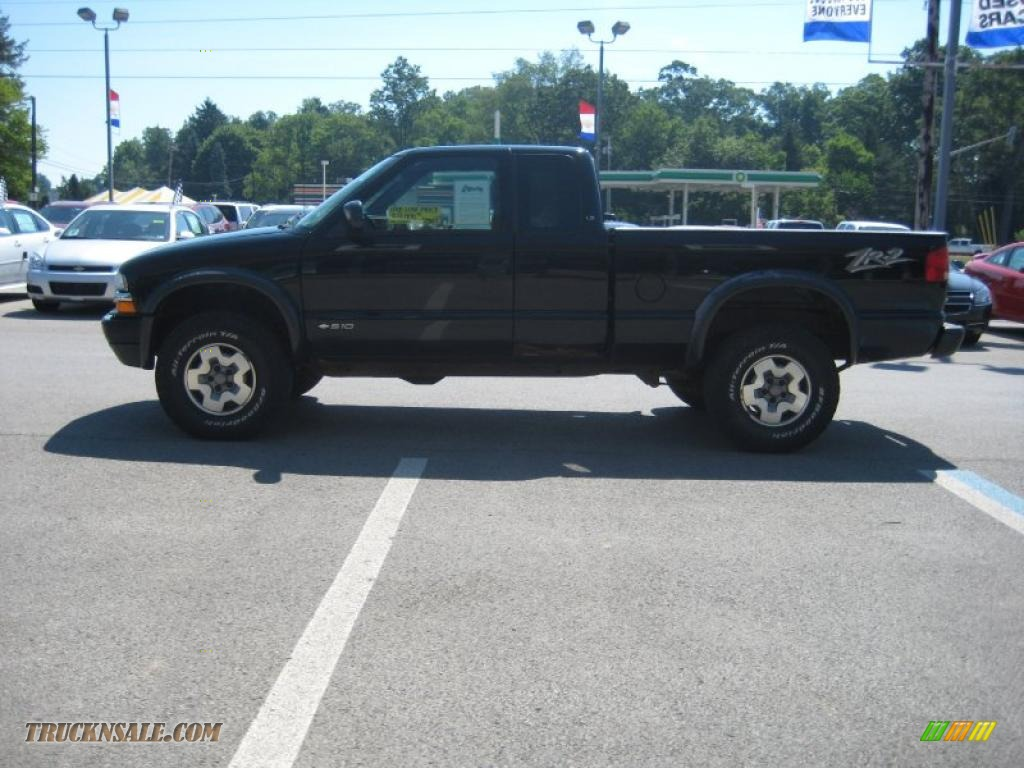 2002 chevrolet s10 zr2 extended cab 4x4 in onyx black photo 3 199099 truck n 39 sale. Black Bedroom Furniture Sets. Home Design Ideas