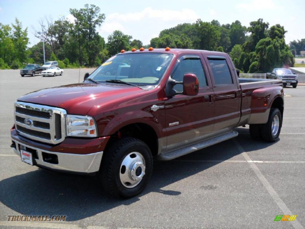 2007 Ford F350 King Ranch