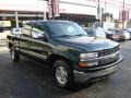 Chevrolet Silverado 1500 LS Extended Cab 4x4 Medium Green Pearl Metallic photo #6