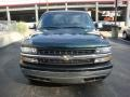 Chevrolet Silverado 1500 LS Extended Cab 4x4 Medium Green Pearl Metallic photo #10
