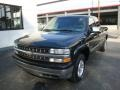 Chevrolet Silverado 1500 LS Extended Cab 4x4 Medium Green Pearl Metallic photo #11