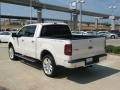 Ford F150 Limited SuperCrew 4x4 White Sand Tri-Coat photo #3