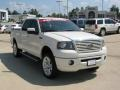 Ford F150 Limited SuperCrew 4x4 White Sand Tri-Coat photo #7