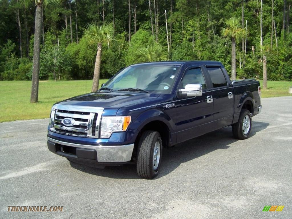 2010 Ford F150 Xlt Supercrew 2010 F150 Xlt Supercrew Dark