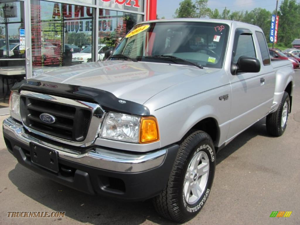 2004 ford ranger xlt supercab flare side 4x4 in dark shadow grey metallic a99061 truck n 39 sale. Black Bedroom Furniture Sets. Home Design Ideas