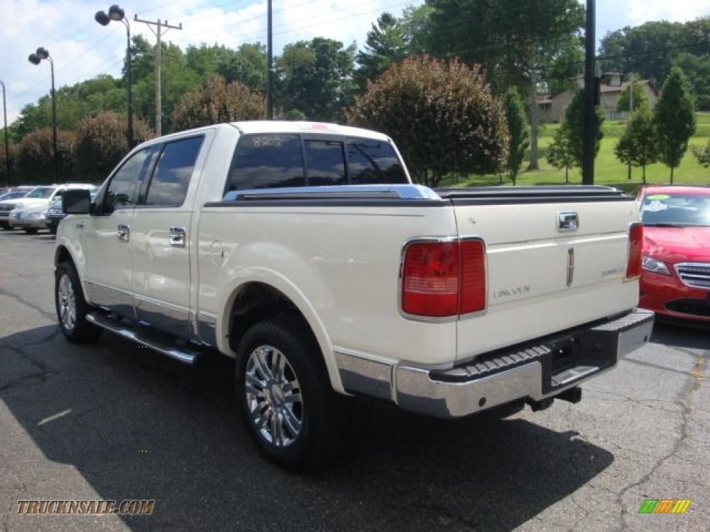 2008 lincoln mark lt supercrew 4x4 in white chocolate tri coat photo 2 j02462 truck n 39 sale. Black Bedroom Furniture Sets. Home Design Ideas