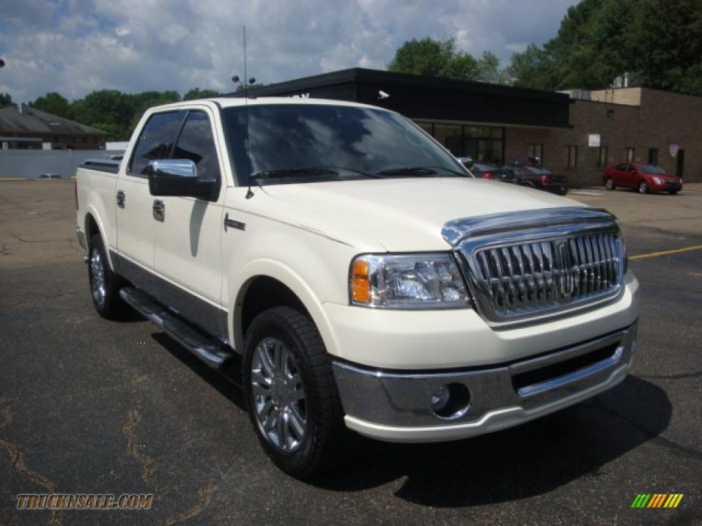 2008 lincoln mark lt supercrew 4x4 in white chocolate tri coat photo 5 j02462 truck n 39 sale. Black Bedroom Furniture Sets. Home Design Ideas