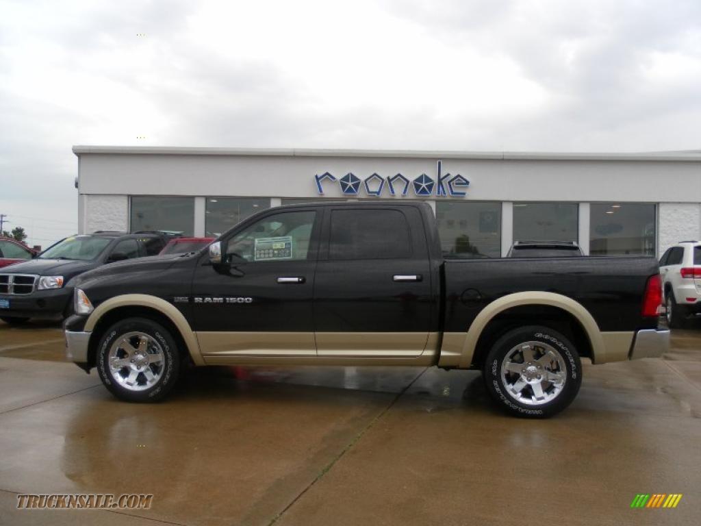 2011 Dodge Ram 1500 Laramie Crew Cab 4x4 In Brilliant