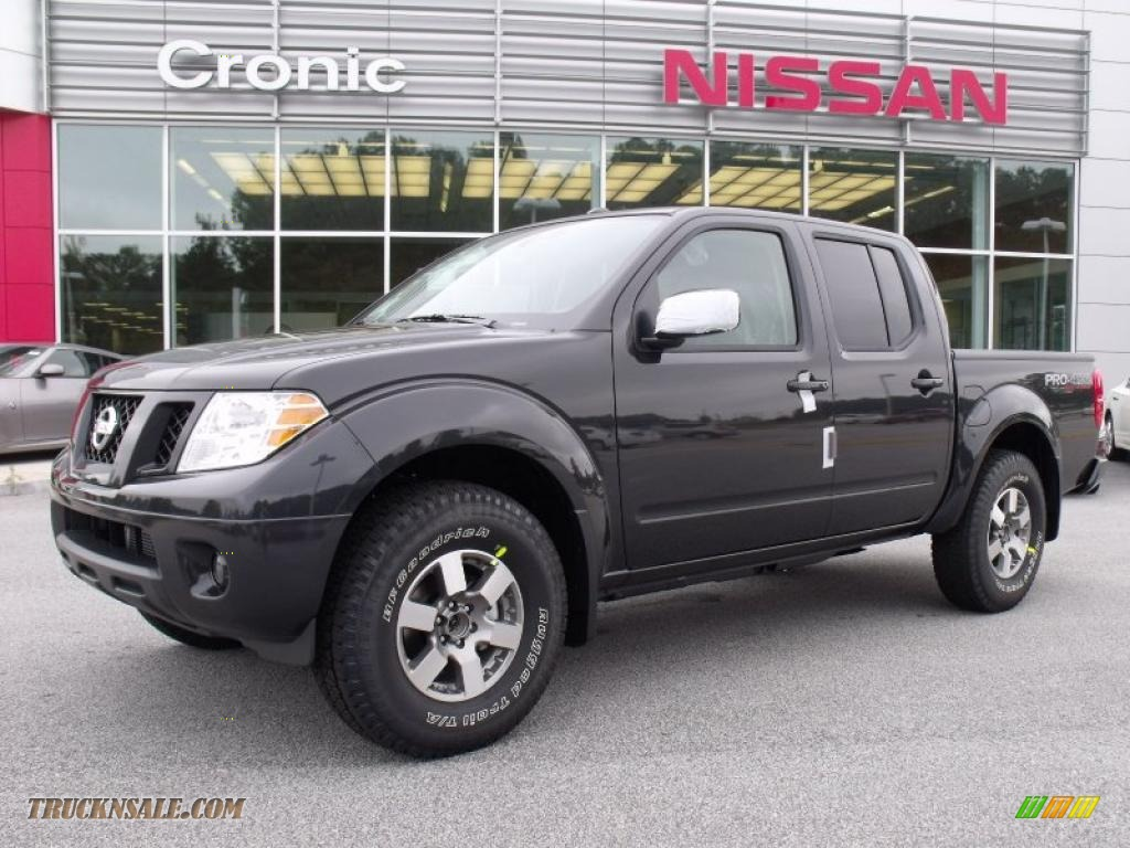 2010 nissan frontier pro 4x crew cab 4x4 in night armor. Black Bedroom Furniture Sets. Home Design Ideas