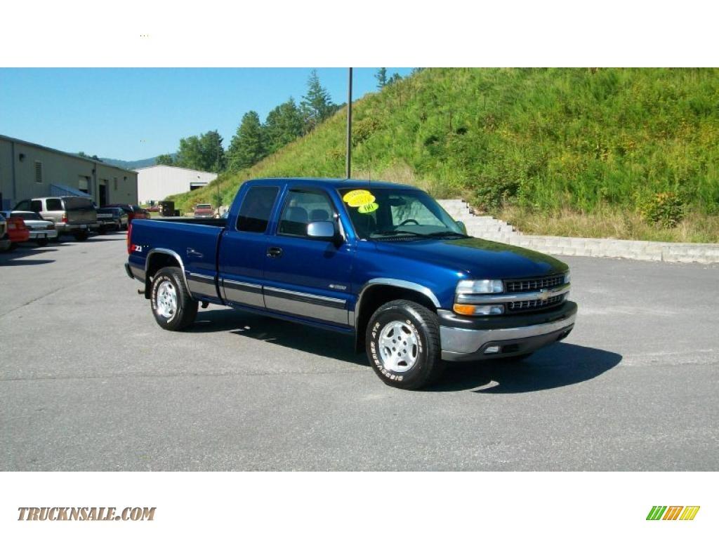 Chevrolet Silverado 1500 Z71 Extended Cab 4x4