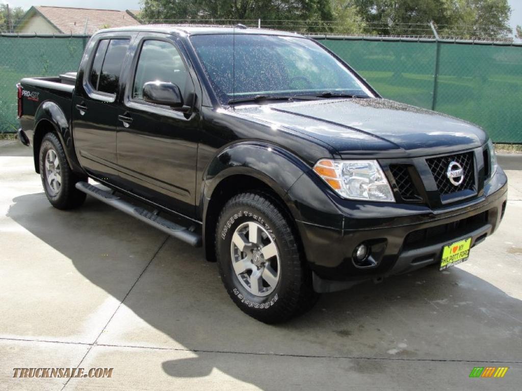 2010 Nissan Frontier Pro 4x For Sale Nissan Frontier Pro 4x Crew
