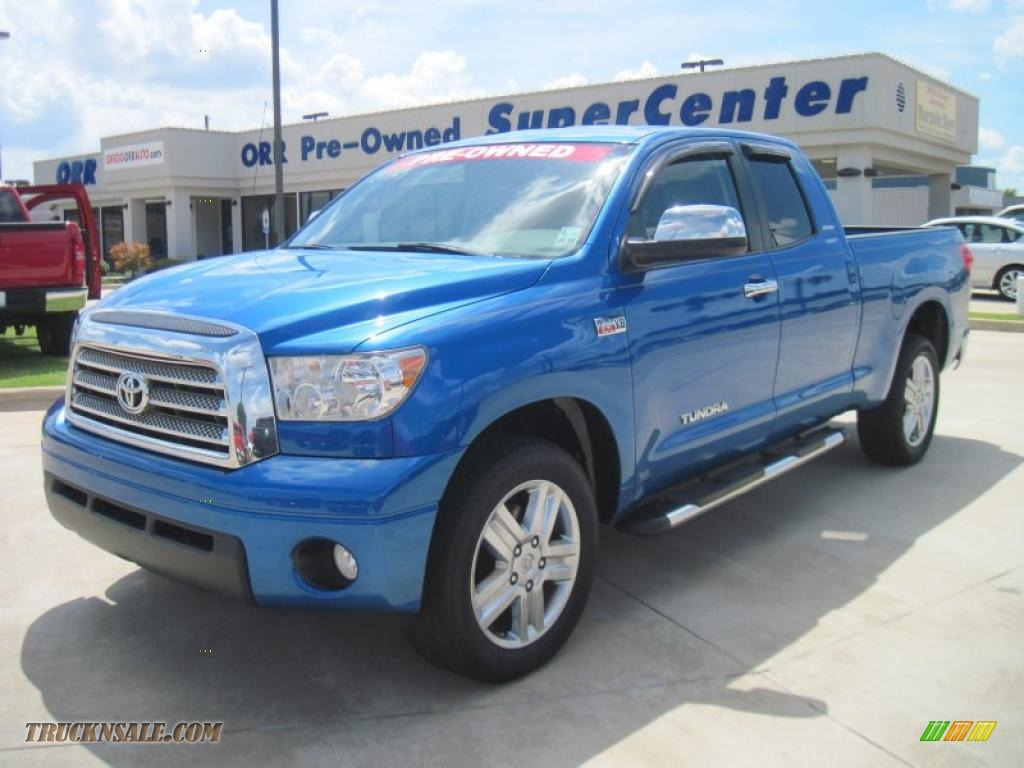 2007 Toyota Tundra Limited Cars Trucks By Dealer Autos Post