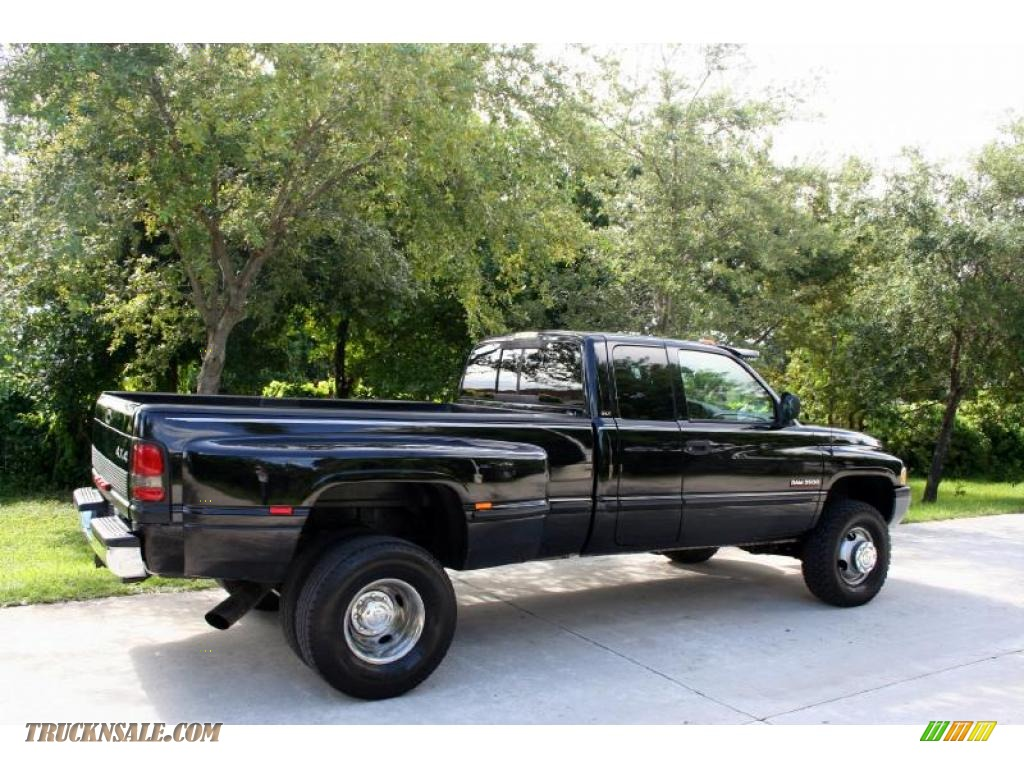 1999 dodge ram 3500 laramie extended cab 4x4 dually in. Black Bedroom Furniture Sets. Home Design Ideas