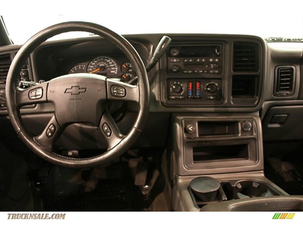 2005 Chevrolet Silverado 1500 Z71 Crew Cab 4x4 In Dark