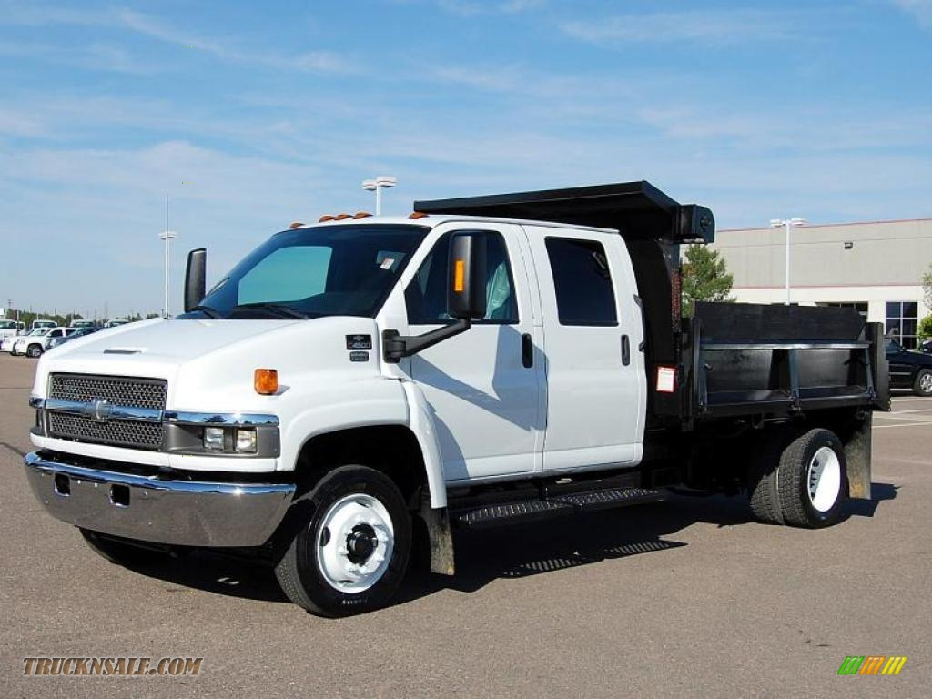 Chevy C4500 Dump Truck For Sale Images