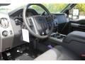 Ford F450 Super Duty Lariat Crew Cab 4x4 Dually Tuxedo Black Metallic photo #4