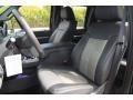 Ford F450 Super Duty Lariat Crew Cab 4x4 Dually Tuxedo Black Metallic photo #5