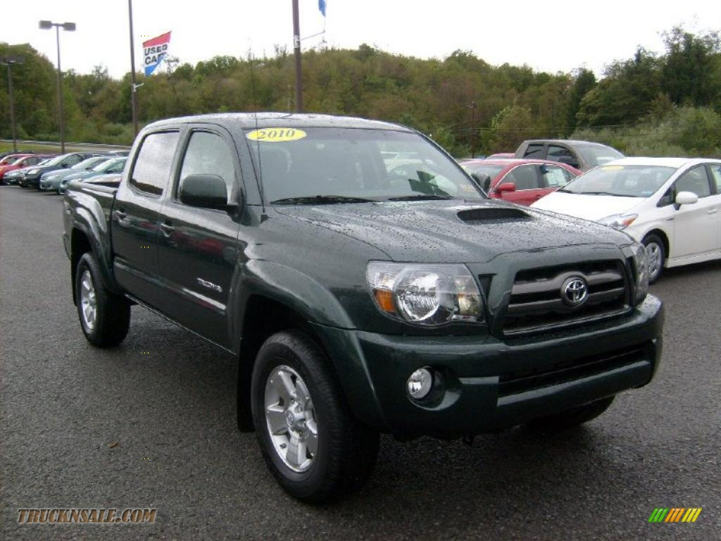 2010 Toyota Tacoma For Sale >> 2010 Toyota Tacoma V6 Sr5 Trd Sport Double Cab 4x4 In Timberland