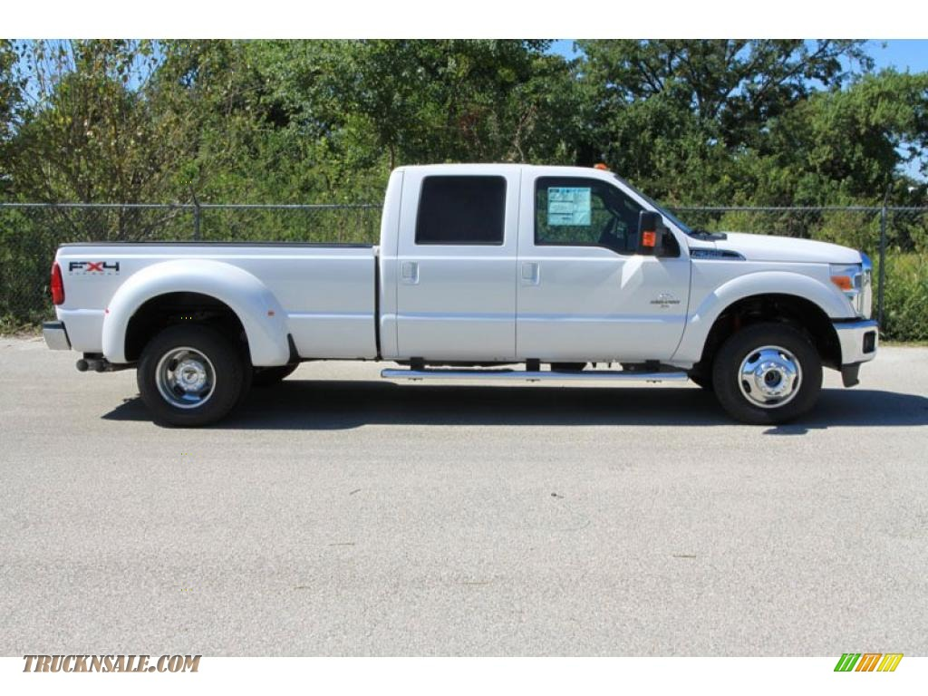 2011 Ford F350 Super Duty Lariat Crew Cab 4x4 Dually In
