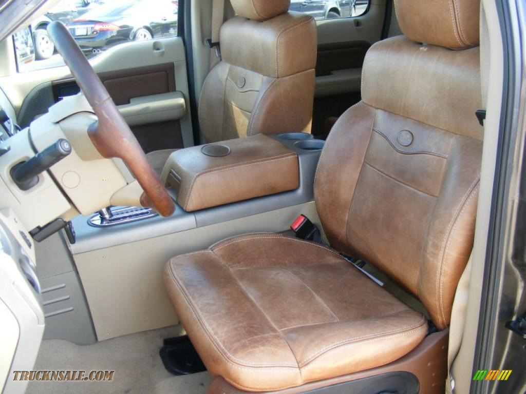 2005 ford f250 king ranch interior. Black Bedroom Furniture Sets. Home Design Ideas