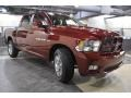 Dodge Ram 1500 Sport Crew Cab 4x4 Deep Cherry Red Crystal Pearl photo #4