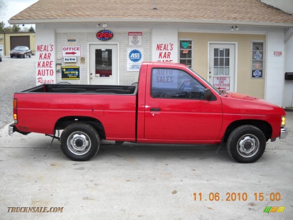 Maryville Auto Sales >> 1991 Nissan Hardbody Truck Regular Cab in Aztec Red photo #4 - 360184 | Truck N' Sale