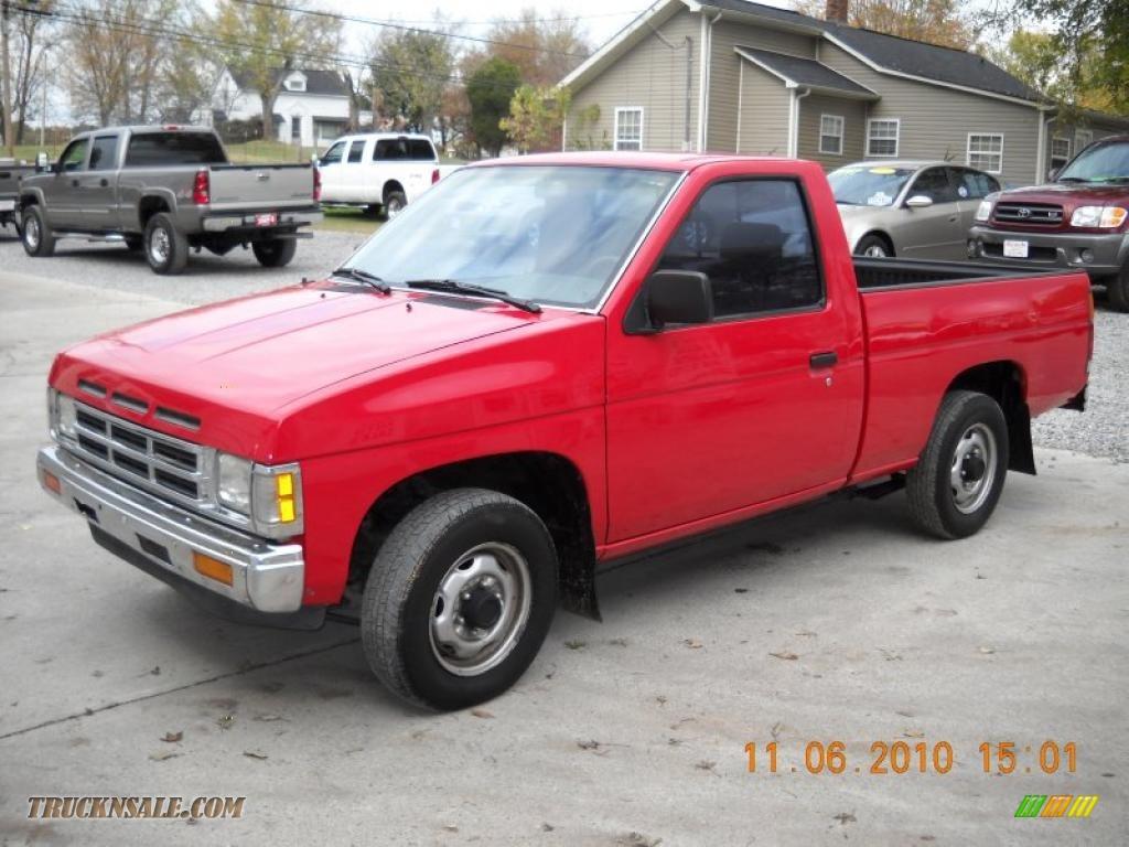 Maryville Auto Sales >> 1991 Nissan Hardbody Truck Regular Cab in Aztec Red photo #8 - 360184 | Truck N' Sale
