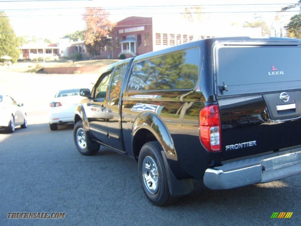 2006 nissan frontier xe king cab in super black photo 5 for 2006 nissan frontier window motor