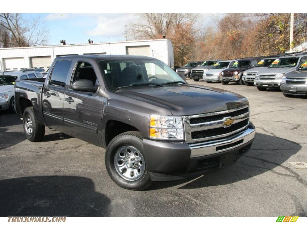 2010 chevrolet silverado 1500 lt crew cab 4x4 in taupe. Black Bedroom Furniture Sets. Home Design Ideas