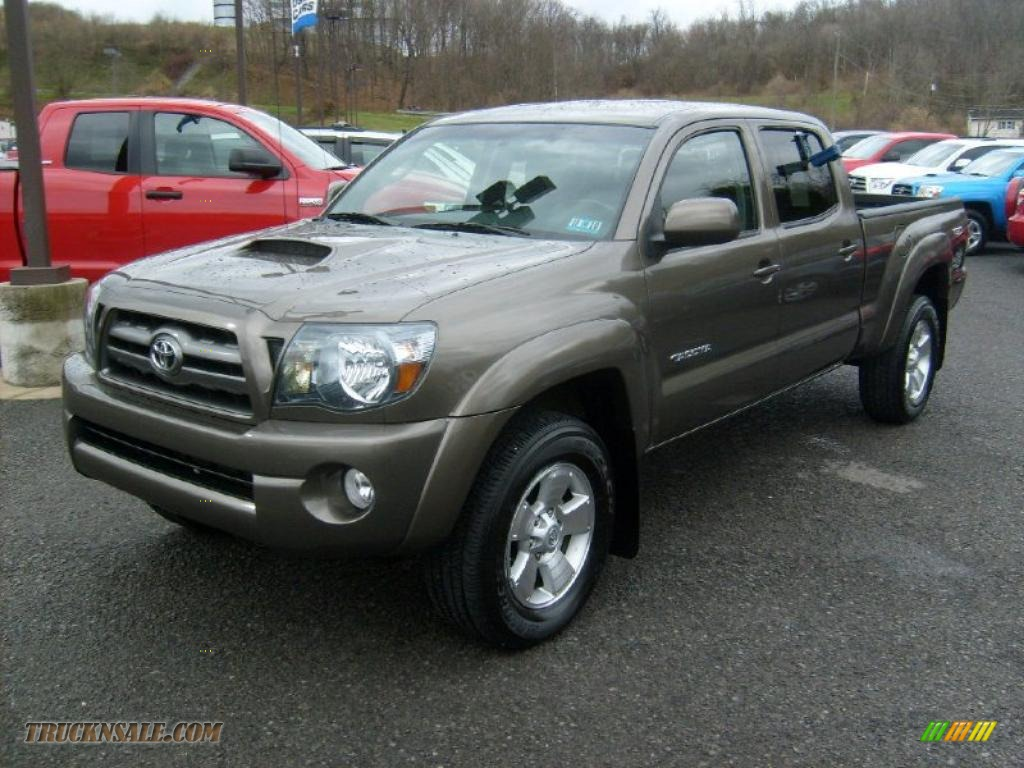 2010 toyota tacoma v6 sr5 trd sport double cab 4x4 in pyrite mica photo 3 688907 truck n 39 sale. Black Bedroom Furniture Sets. Home Design Ideas