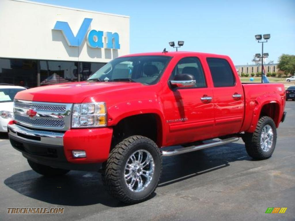Red 2014 Chevy 1500 Red Bow Tie Autos Post