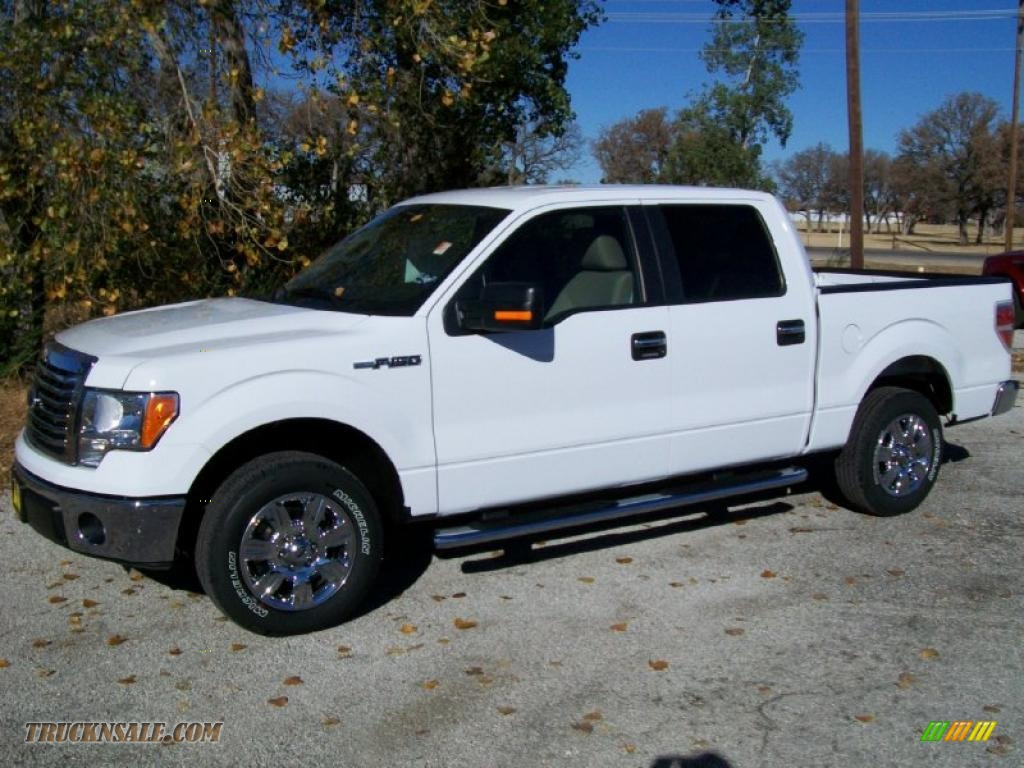 2010 Ford F150 Xlt Supercrew In Oxford White D65533