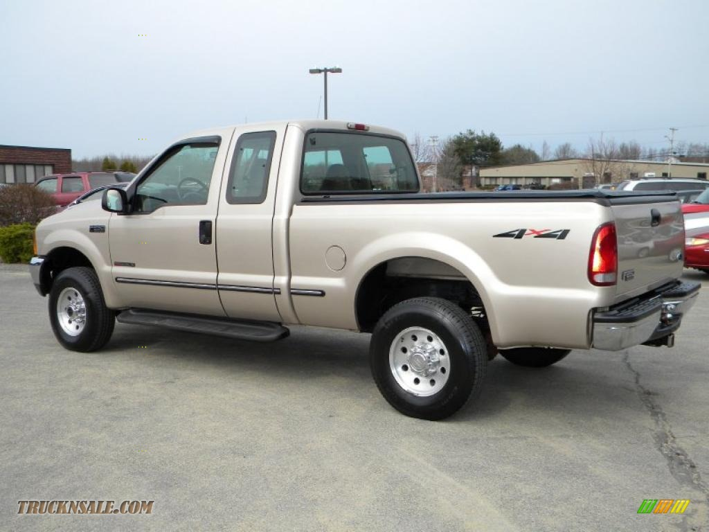 1999 Ford F250 Super Duty Xlt Extended Cab 4x4 In Light