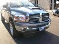 Dodge Ram 1500 Big Horn Edition Quad Cab 4x4 Mineral Gray Metallic photo #3