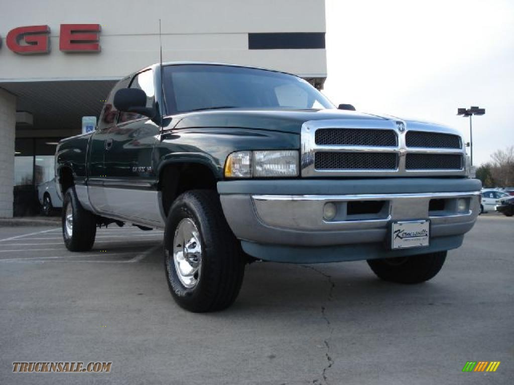 1998 dodge ram 1500 laramie slt extended cab 4x4 in. Black Bedroom Furniture Sets. Home Design Ideas