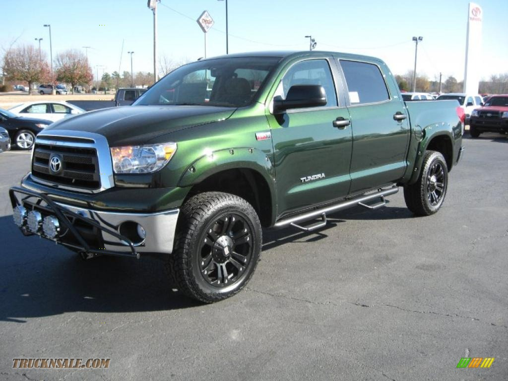 Orr Toyota Searcy >> 2011 Toyota Tundra SR5 CrewMax 4x4 in Spruce Green Mica photo #3 - 174473 | Truck N' Sale