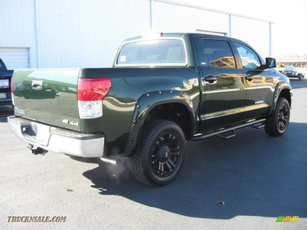 Orr Toyota Searcy >> 2011 Toyota Tundra SR5 CrewMax 4x4 in Spruce Green Mica photo #6 - 174473 | Truck N' Sale