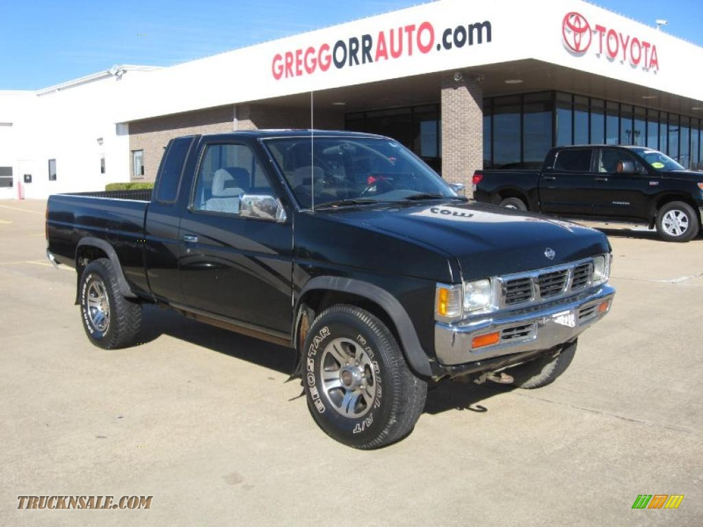 1997 Nissan Hardbody Truck Se Extended Cab 4x4 In Super