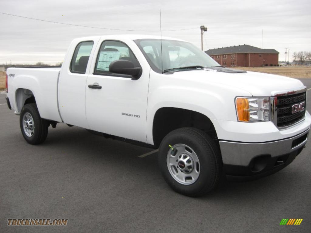 2011 gmc sierra 2500hd work truck extended cab 4x4 in for Steve white motors inc