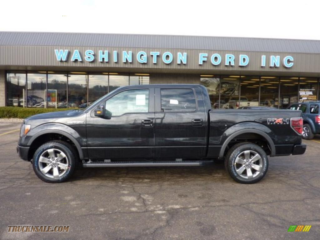 2012 ford f 150 fx4 supercab black for sale autos post. Cars Review. Best American Auto & Cars Review